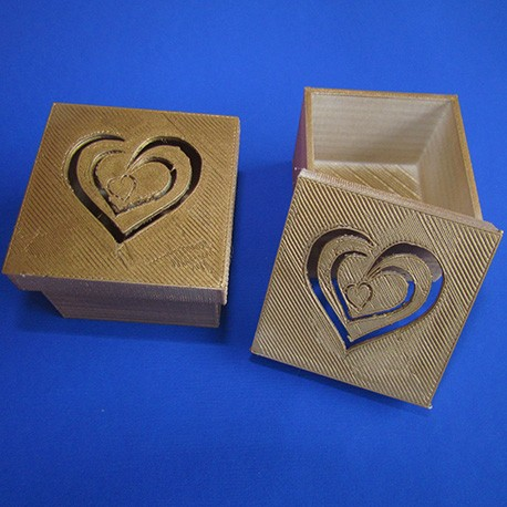 Hand Finished Gift Box