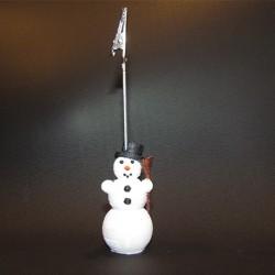 Snowman clip