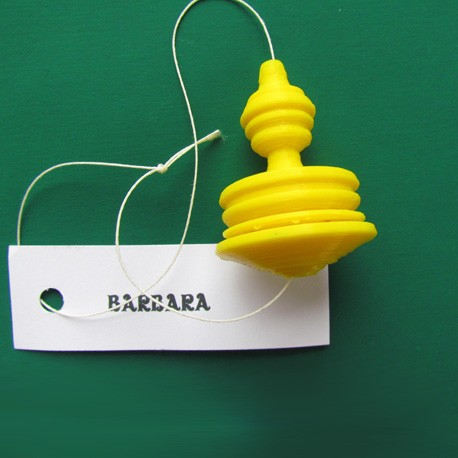 Sound Wave Name Beads